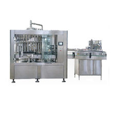 Glass Bottle Wine Filling and Capping Machine