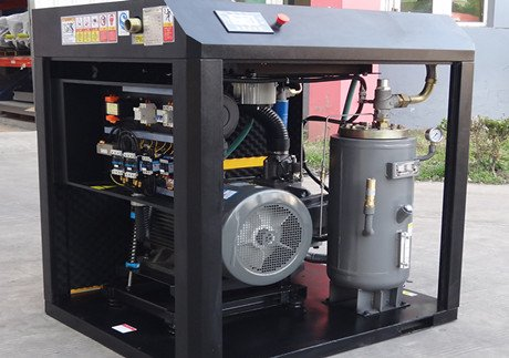 High Performance Screw Type Air Compressor For Exportation