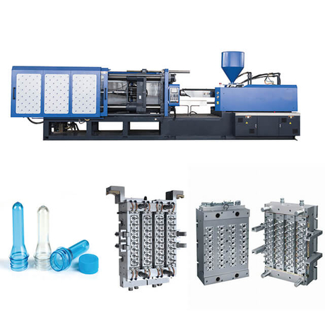 PET Preforms Injection Molding Machine from China