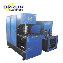 Semi automatic Big Wide Mouth PET Jar Blowing Molding Machine